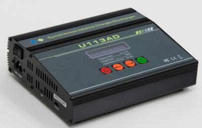 U113AD UNIVERSAL SYNCHRONOUS BALANCE CHARGER/DISCHARGER